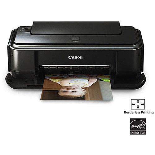 Canon PIXMA iP2600 w/ Cable Photo Inkjet Printer - Energy Star Compliant