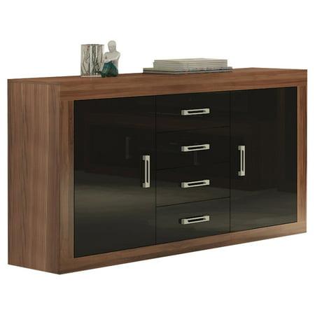 Furniture.Agency Verin High Gloss Sideboard ()