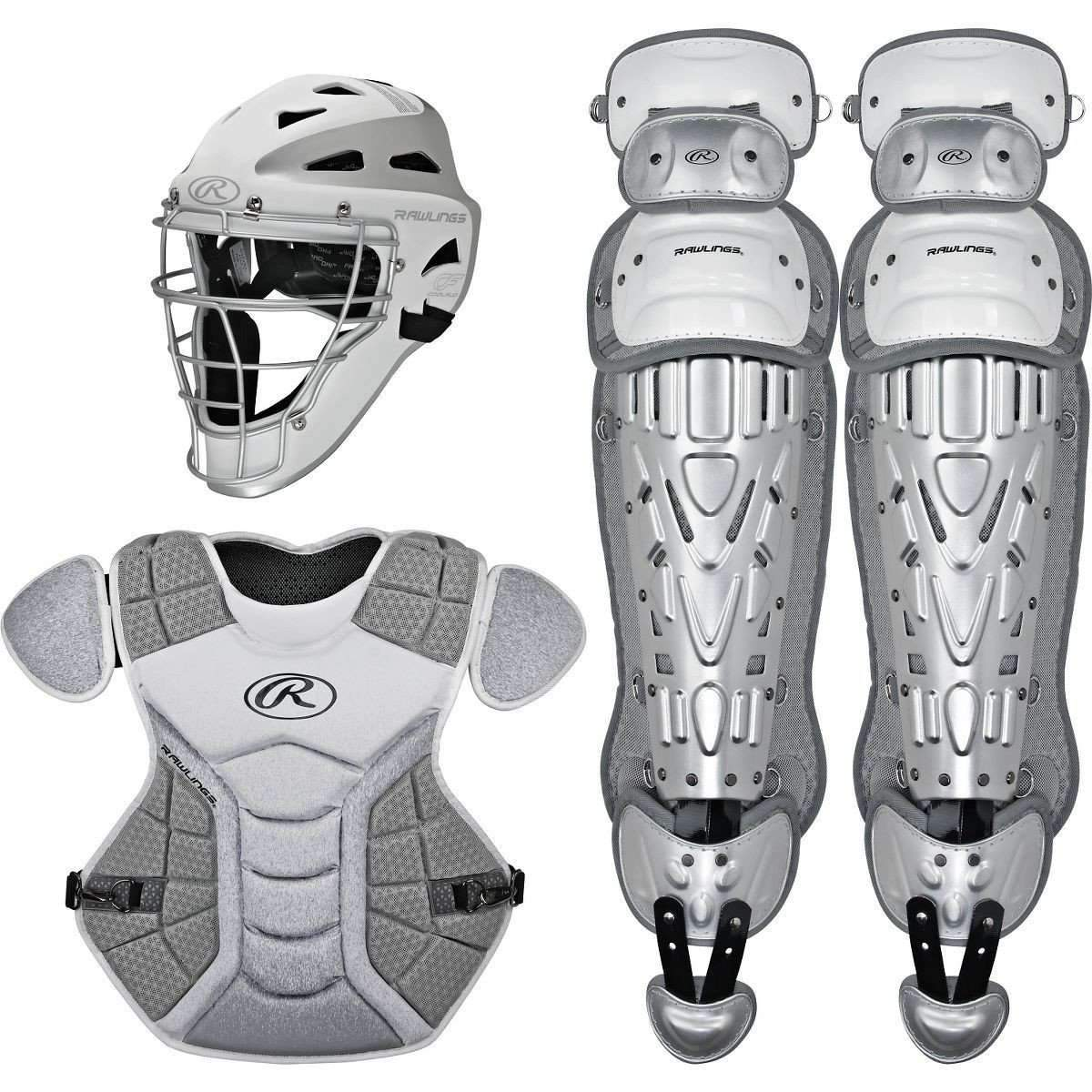 Rawlings Velo Catcher's Set