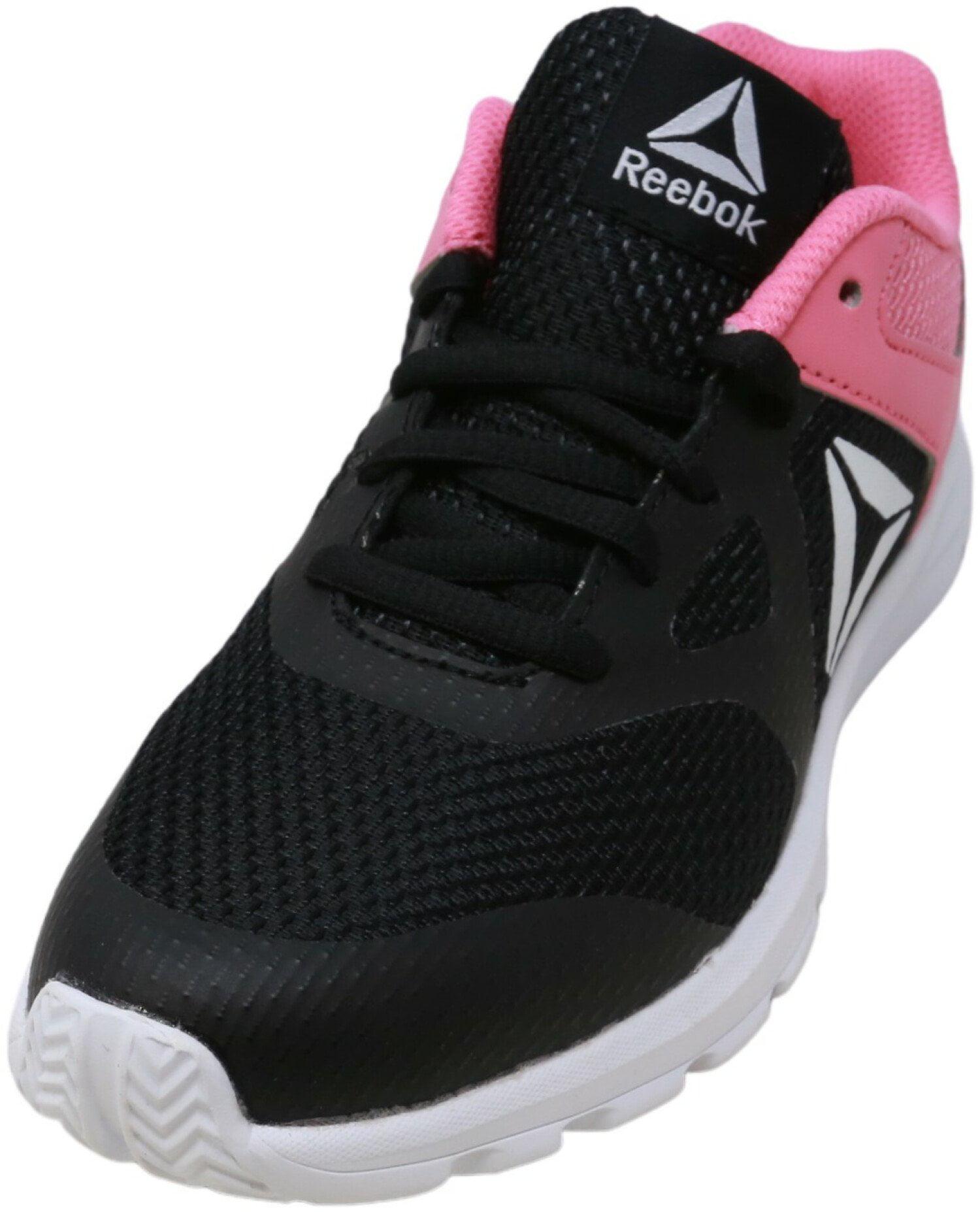 Pink and Black Shoe Reebok