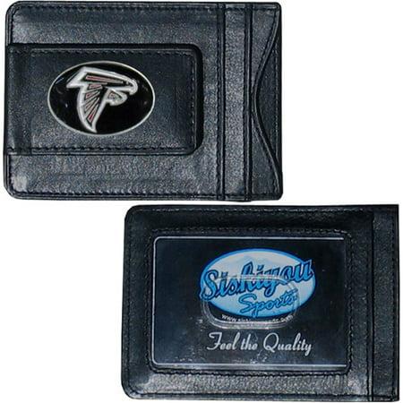NFL - Money Clip and Cardholder,  Atlanta Falcons