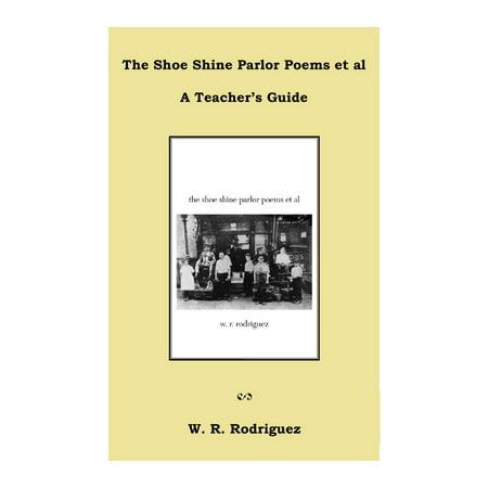 The Shoe Shine Parlor Poems et al A Teacher's Guide - eBook (Shoe Parlor)