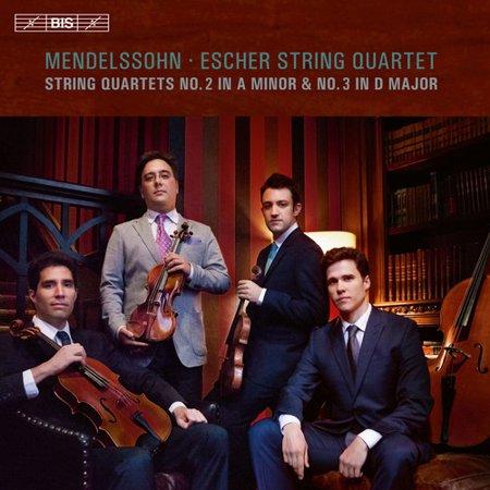Mendelssohn / Escher String Quartet - String Quartets Nos. 2 & 3 [SACD]