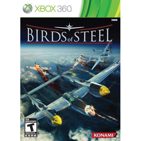 Birds of Steel - Xbox 360, Features - By Konami From (Usa Physical Features)