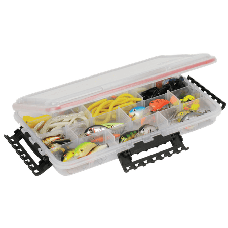 Plano Fishing Guide 3700 Series Waterproof Stowaway Tackle Box