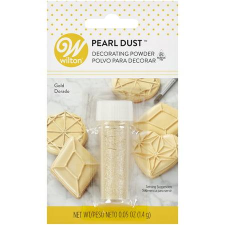 Wilton Gold Pearl Dust, 0.5 oz. ()