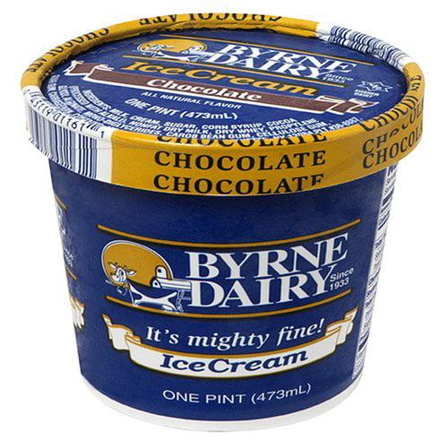 Byrne Dairy Byrne Mf Chocolate Pint