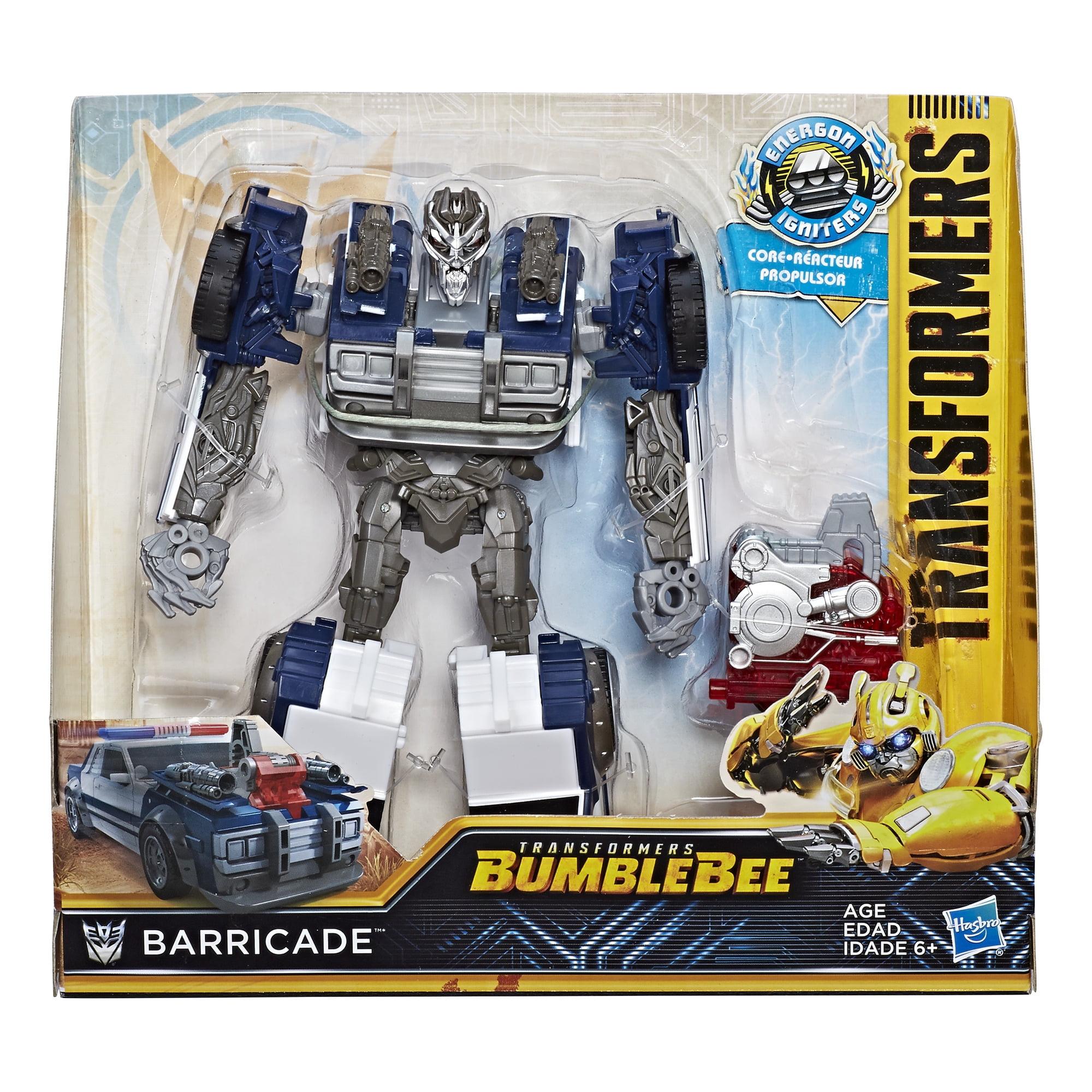 Transformers mv6 energon igniters nitro barricade