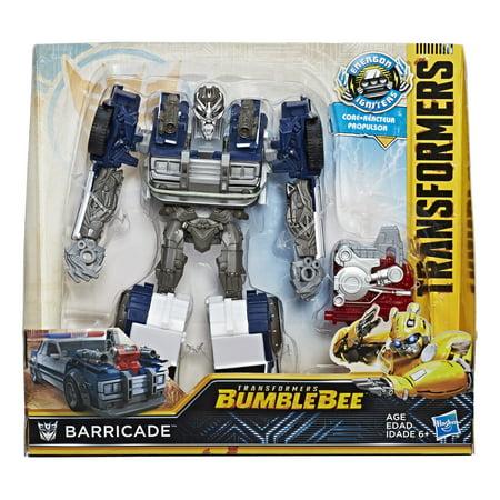 Transformers mv6 energon igniters nitro barricade - Classic Bumblebee