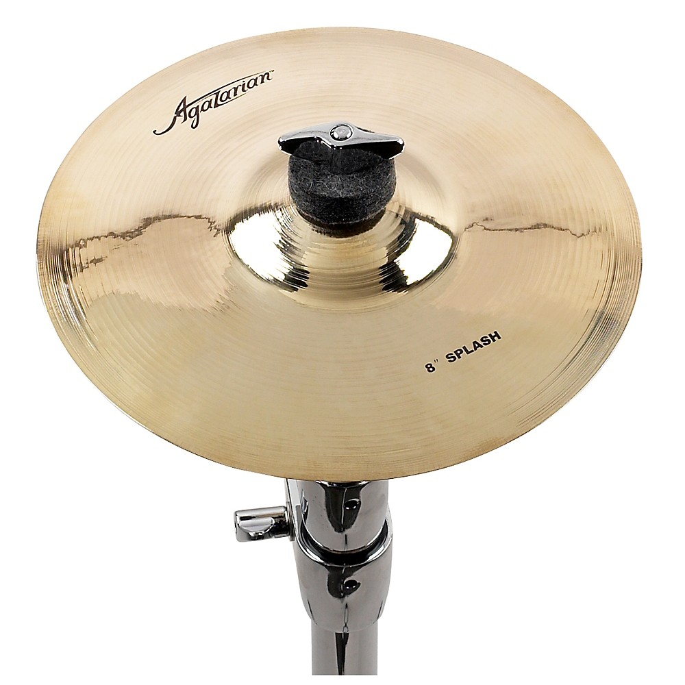 Agazarian Trad Splash Cymbal 8 in. by Agazarian