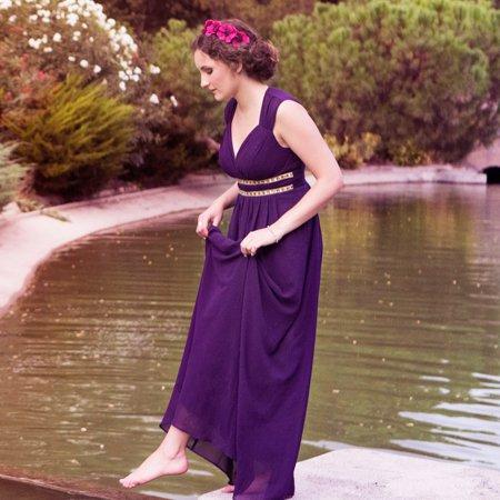 b4fd58804ec1 Ever-Pretty - Ever-Pretty Women's Burgundy Long Evening Party Wedding  Bridesmaid Dresses for Women 08697 Dark Purple US 4 - Walmart.com