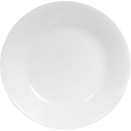 Corelle Classic Winter Frost White 6.75u0022 Bread Plate, Set of 6