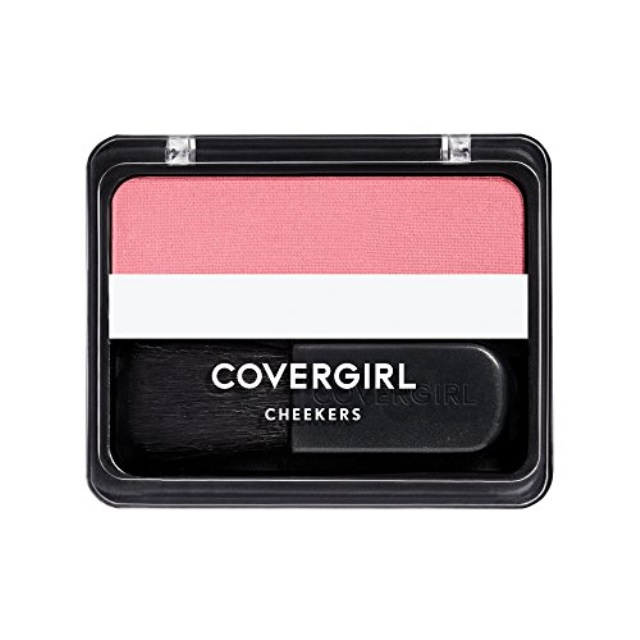 covergirl cheekers blendIle powder blush plumberry glow, .12 oz (packaging may vary)