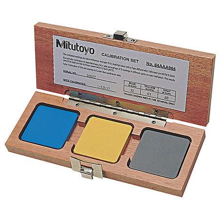 Mitutoyo Calibration Set 64AAA964