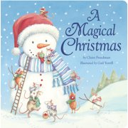 A Magical Christmas (Board Book)