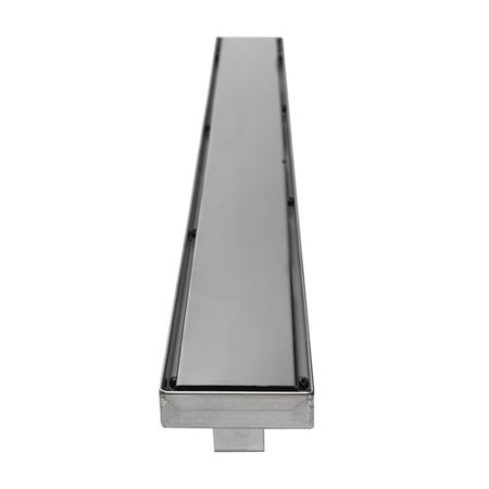 Alfi Brand Stainless Steel 2'' Grid Shower Drain ()
