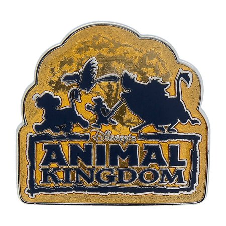 Disney Parks Animal Kingdom The Lion King Pin New with Card