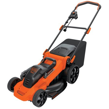Black   Decker Mm2000 13 Amp 20 In  Electric Lawn Mower