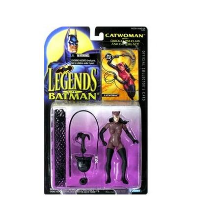 Batman: Legends of Batman Catwoman Action - Catwoman Batman