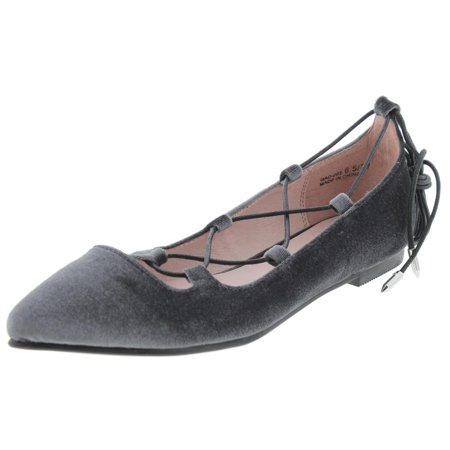 Chinese Laundry Womens Endless Summer Solid Pointed Toe Ballet Flats Chinese Laundry Ballet Flats