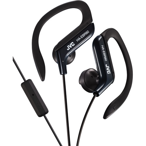 JVC Ear Clip with Inline Microphone and Remote