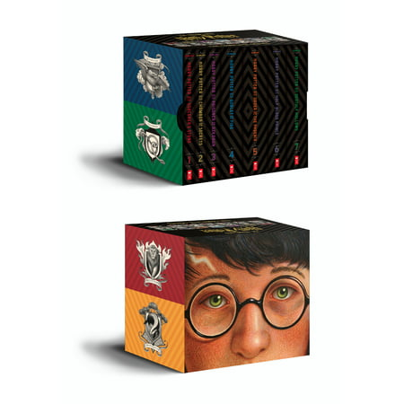 Harry Potter Books 1-7 Special Edition Boxed Set (Harry Potter Audio Cd Collection 1 5)