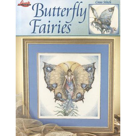 Butterfly Fairies : Cross Stitch
