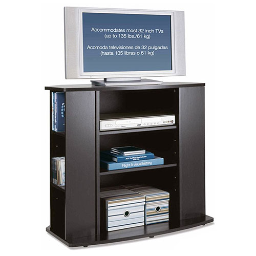 Mainstays Tall Tv Stand   Walmart.com