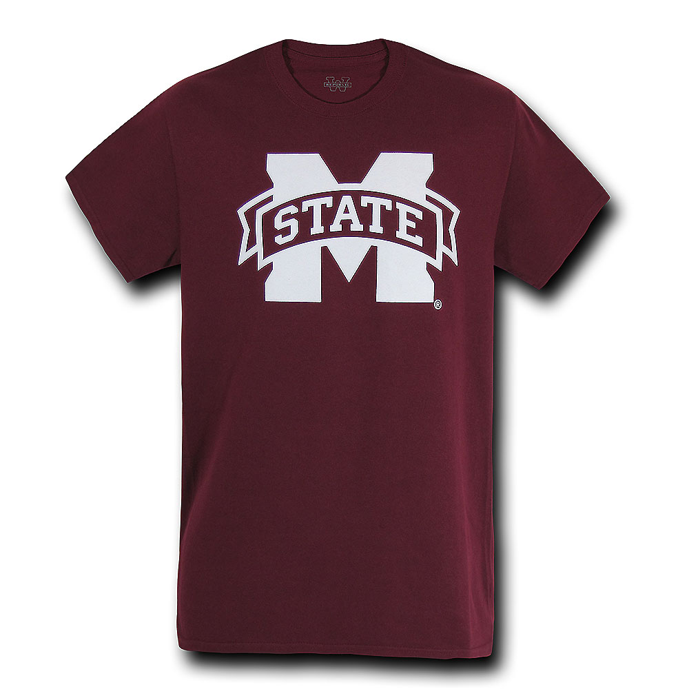 Mississippi State Bulldogs The Freshman T-Shirt (Maroon)