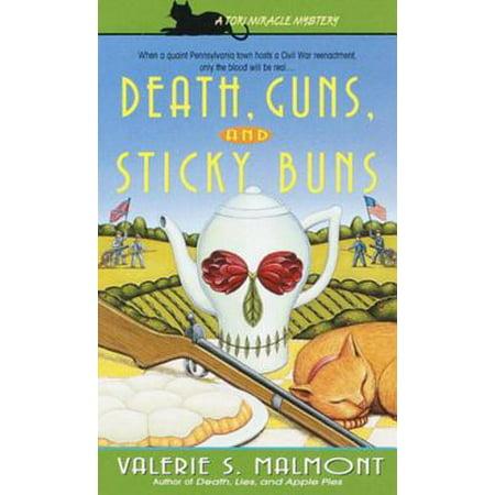 Death, Guns, and Sticky Buns - -