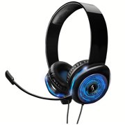 Pdp Agx.50 Xbox 360 Headset - Blue