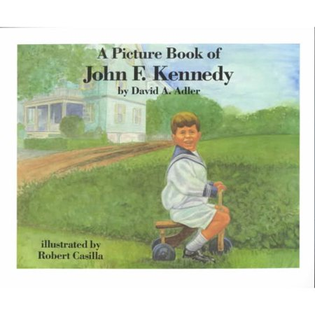 A Picture Book of John F. Kennedy by