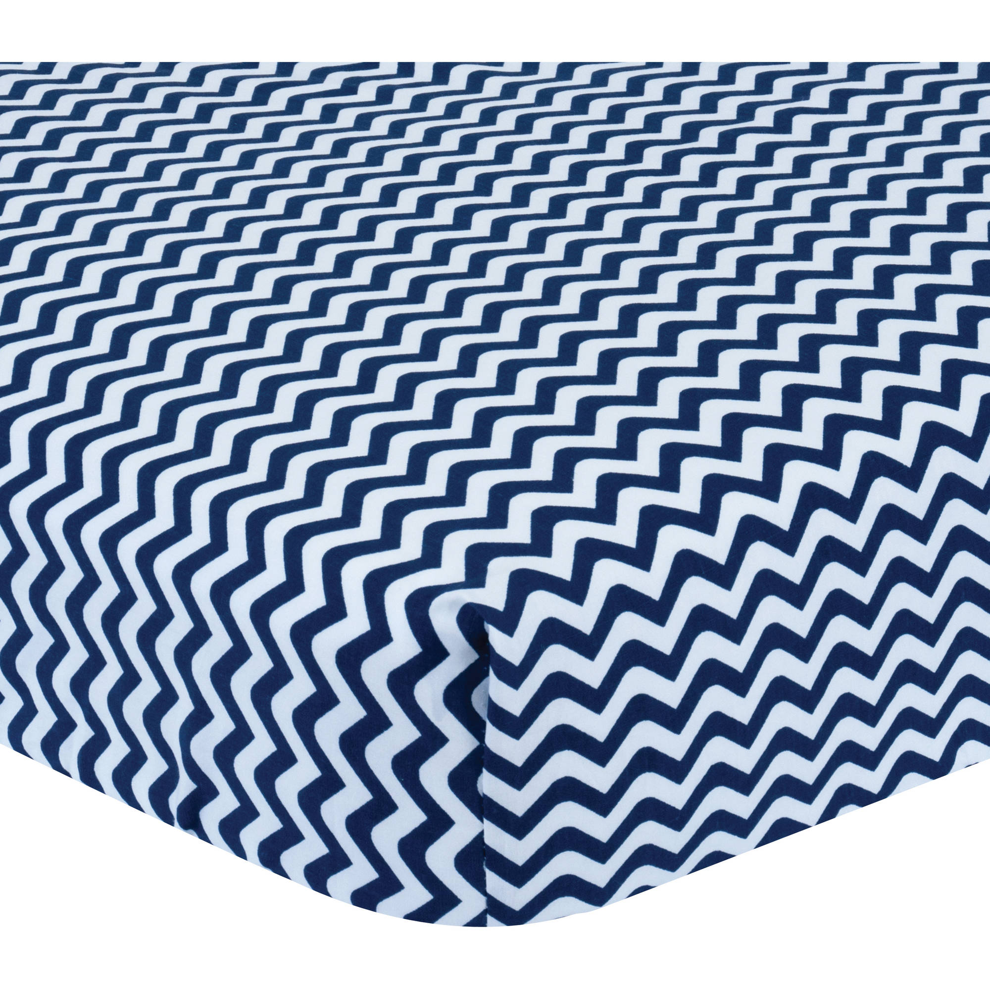 Garanimals Chevron Wave Sheet (Choose Your Color)