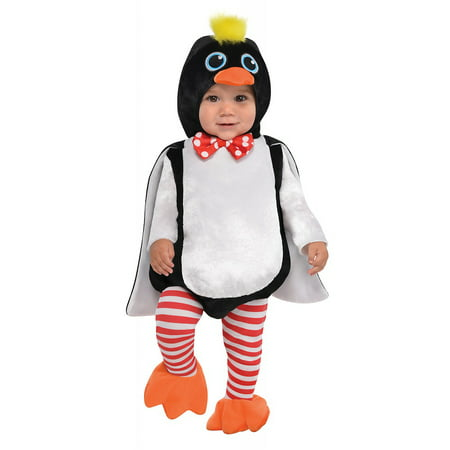 Waddles The Penguin Baby Infant Costume - Baby 6-12