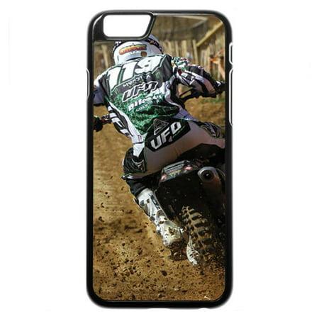 Dirt Rider Accessories - Dirt Bike Rider iPhone 6 Case