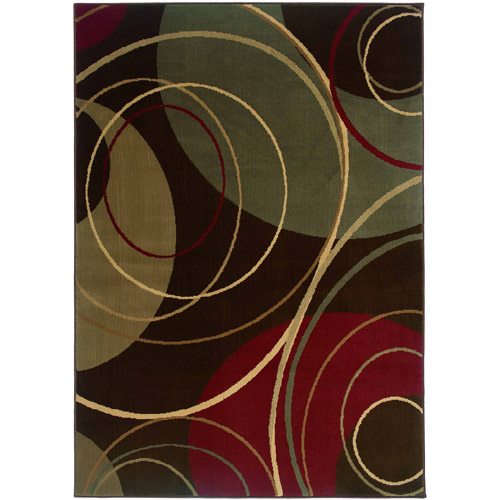 Home Expressions Ripple Area Rug