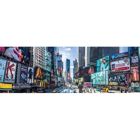 Times Square, New York City - Mini Door Poster / Print (Size: 36