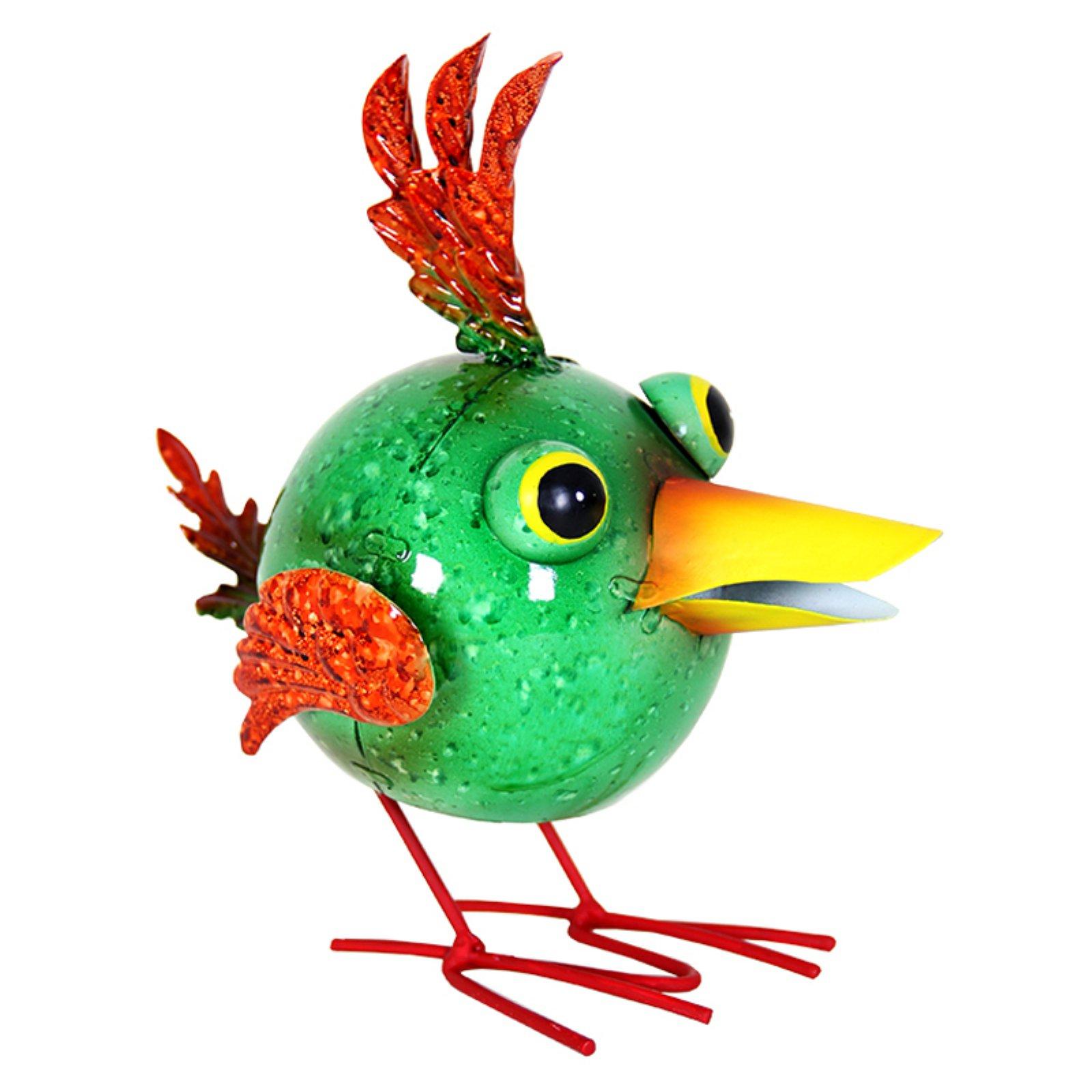 Exhart Bobbler Bird Garden Statue by Exhart Environmental Sales Inc