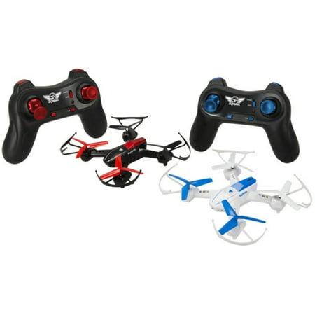 Sky Rider Battle Drones 2 Quadcopter Combat Drones, DR1717B