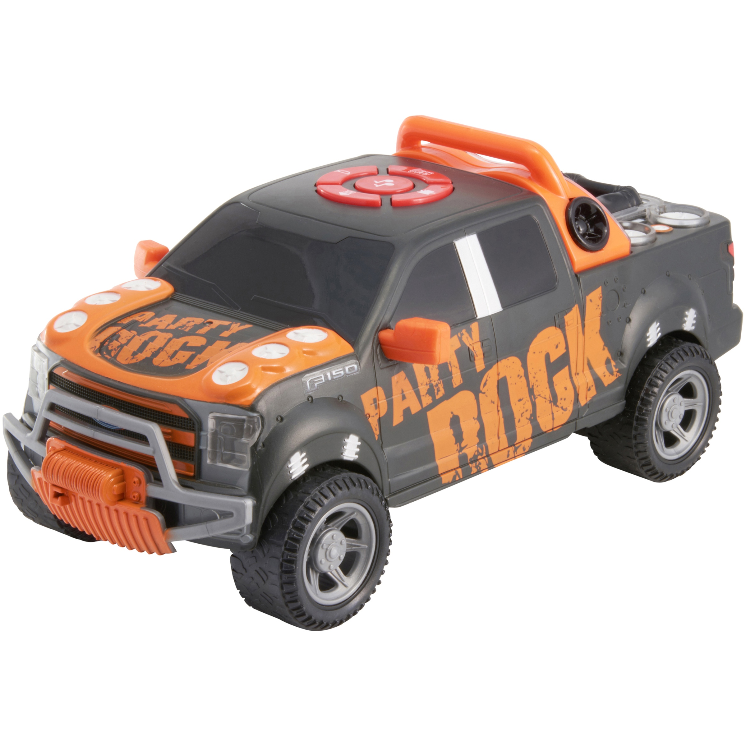 Adventure Force Rowdy Rocker Motorized Vehicle, Black