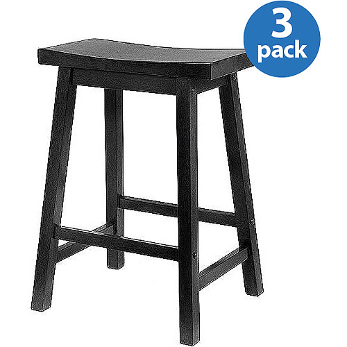 Winsome Saddle Seat Stool 29 Quot Multiple Finishes