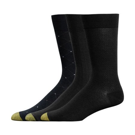 Men's Gold Toe Rayon Bamboo Fashion Pack 2055S (12 Pairs) Men's Gold Toe Rayon Bamboo Fashion Pack 2055S (12 Pairs)