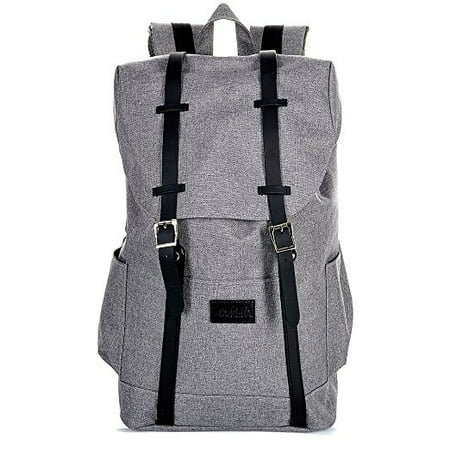 c35bf62185 DANHA Grey Backpack Diaper Bag for Baby Boys and Girls - Multi-Function  Travel Back