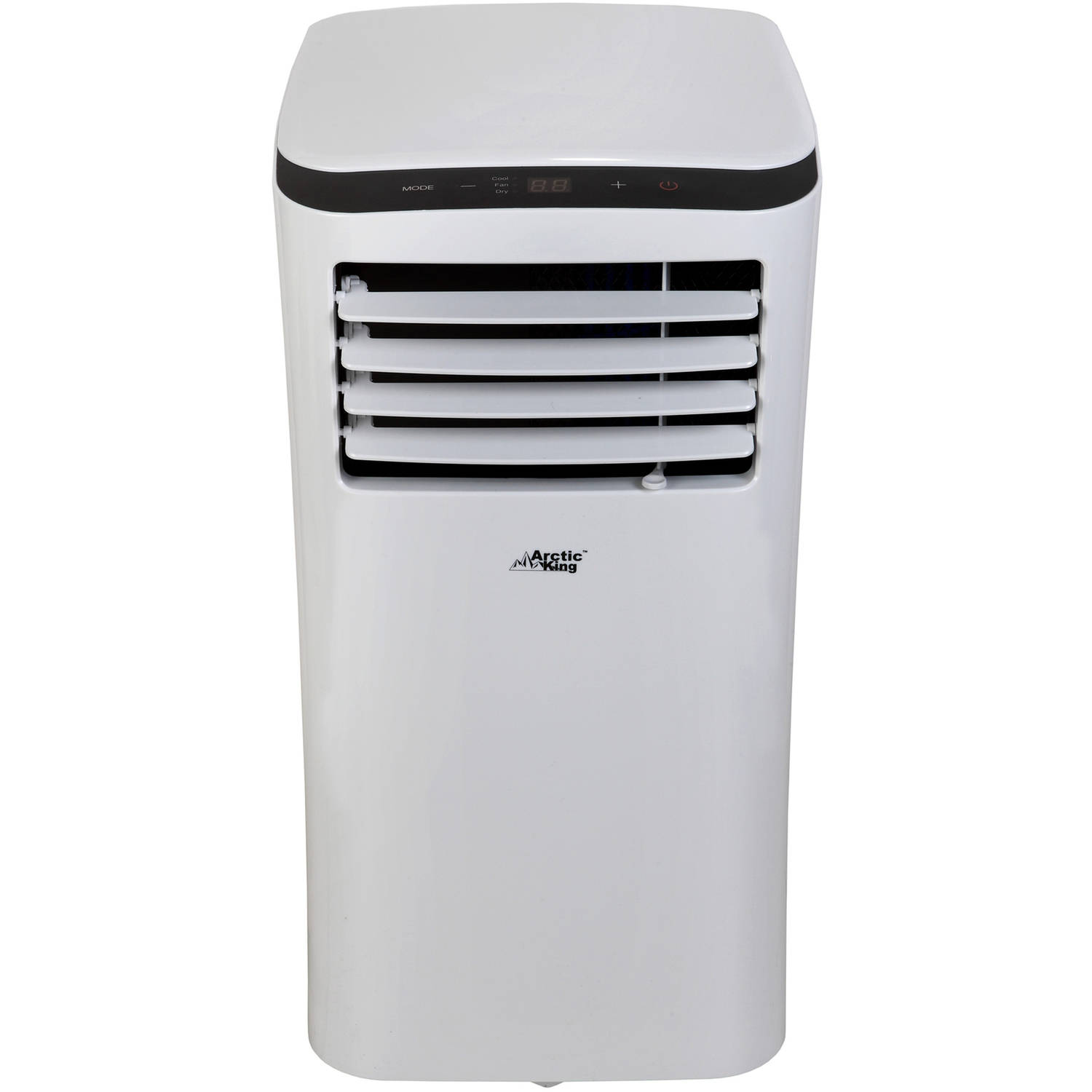 Arctic King WPPH-06CR5 6,000Btu Remote Control Portable Air Conditioner, White