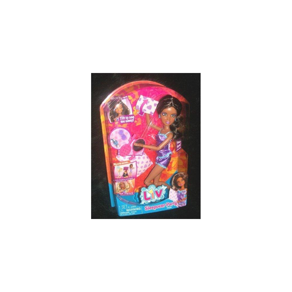 Spin Master LIV Sleepover Slumber Party Doll ALEXIS