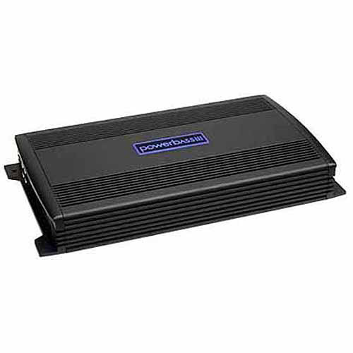 PowerBass ASA3 600.2 2-Channel Amplifier, Black