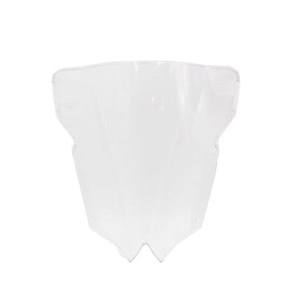 Clear Plastic Motorcycle Windshield Windscreen for Yamaha YZF R6 2008-2014 (Motorcycle Windshield For Yamaha)