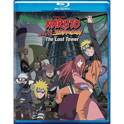 Naruto Shippuden: The Movie - The Lost Tower (Blu-ray)