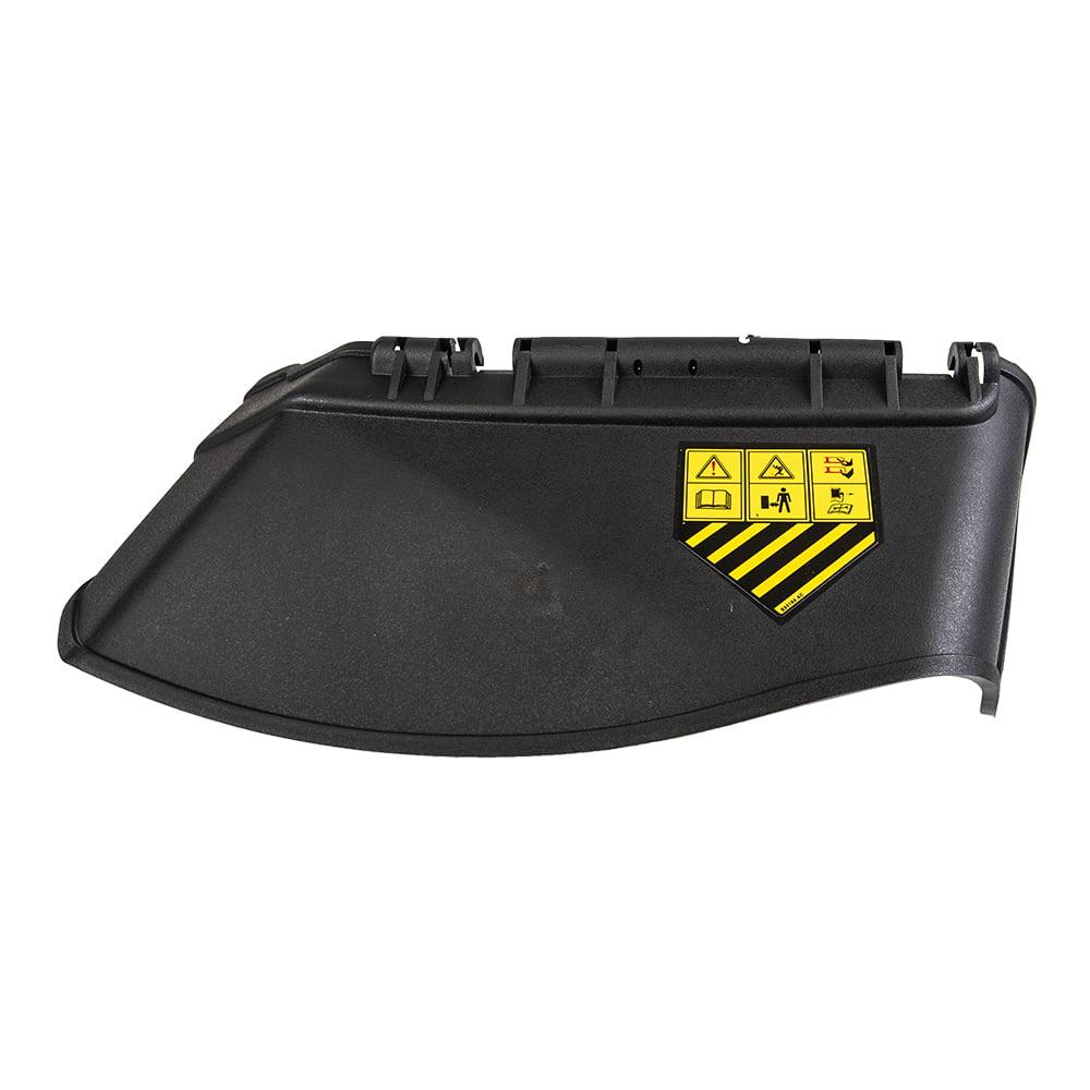 CUB CADET 01009705P Chute Deflector Z Force Tank 48 50 S S7237 S7232 M72 M50 LP
