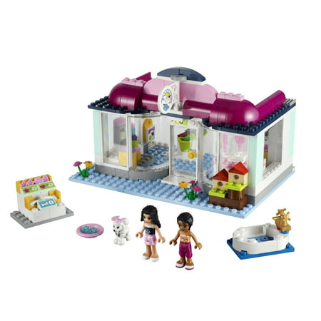 LEGO® Friends Girls Heartlake Animal Pet Salon w/ Two ...